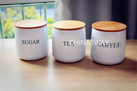 Vintage Metal Kitchen Canister Sets metal vintage sugar tea coffee canisters buy canisters