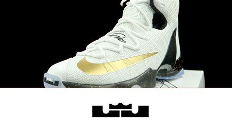 Yuk Sale Nike Lebron 13 Elite Pe Black Yellow lebron 13 elite all white