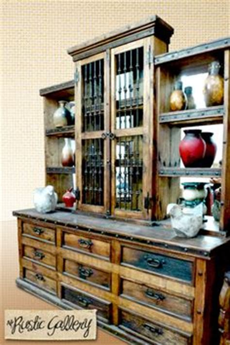 Large Dining Room Hutch Rustic Bars And Eateries On Rustic Bars