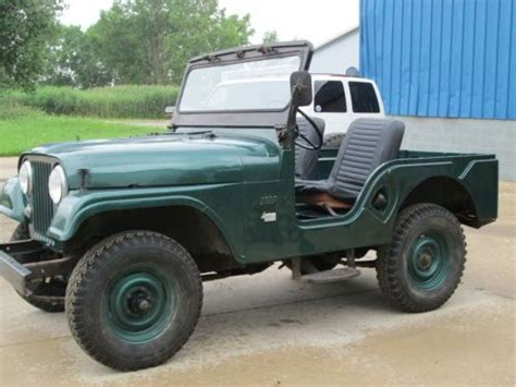 56 Jeep Willys Jeep Other Jeep Willys Jeep Cj And Jeeps