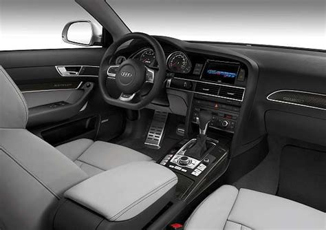 Audi Rs6 Innen by Der Neue Audi Rs 6 Avant Auto Motor At