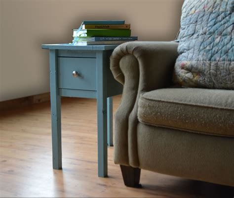 end table diy white narrow cottage end tables diy projects