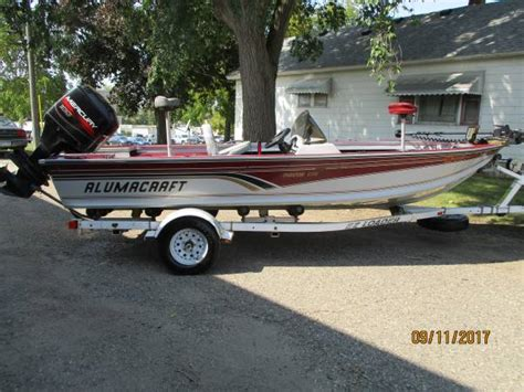 outboard motors for sale rochester mn 1995 alumacraft phantom v170 6995 owatonna boats