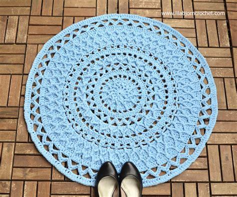 crochet mandala rug andromeda mandala rug new pattern release lillabj 246 rn s crochet world