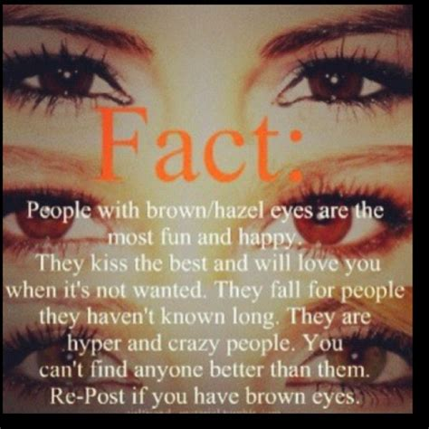 hazel eyes best hair color quotes brown eyed girl quotes quotesgram