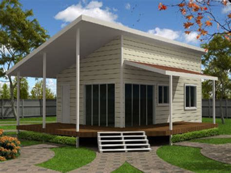 inexpensive small homes to build