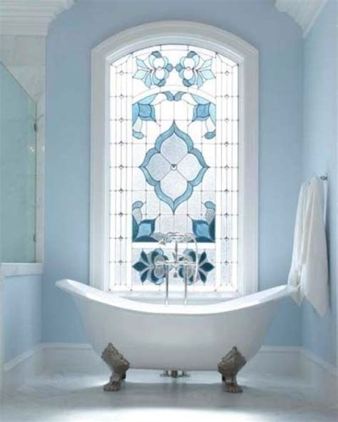 stained glass bathroom window 25 stained glass ideas for indoor and outdoor home decor