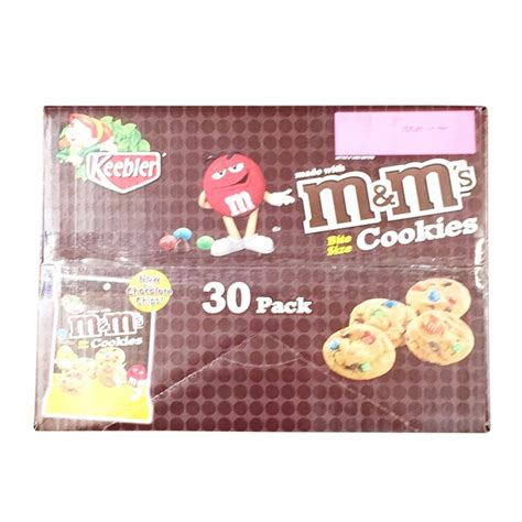 Bite Size M m m bite size cookies 30 ct from smart instacart