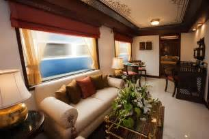 maharajas express a luxury in india