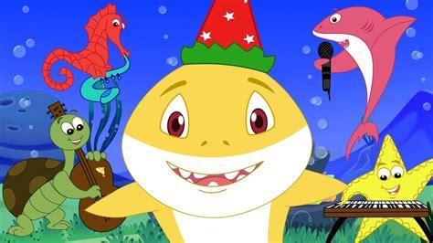 baby shark band baby shark birthday band song sing and dance along with