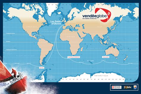 sous les vents de 2290357243 vend 233 e globe 2016 embarquez avec come in vend 233 e