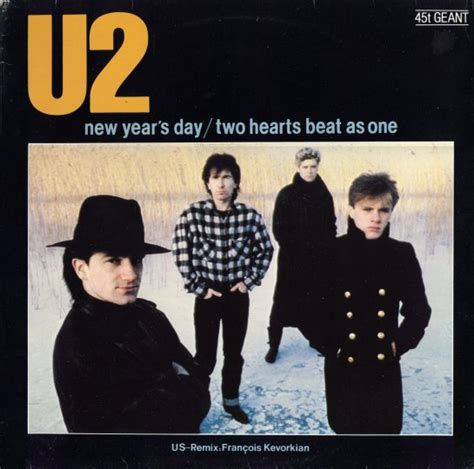 new years single u2station u2ography singles and eps new year s day