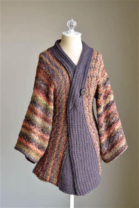 kimono pattern free wrap cardigan knitting patterns in the loop knitting