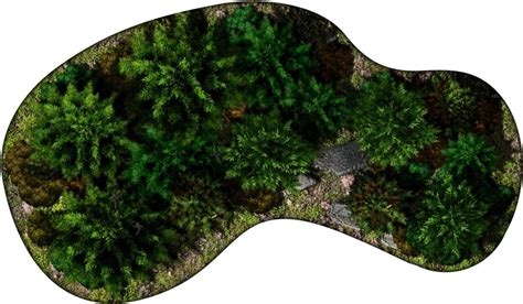 broken egg games lush forests 2d terrain 2 pack