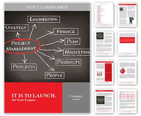 Word Vorlage Konzept konzeptionelle gezeichnet projektmanagement