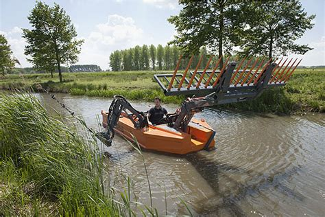conver mowing boat c485 conver - Mowing Boat