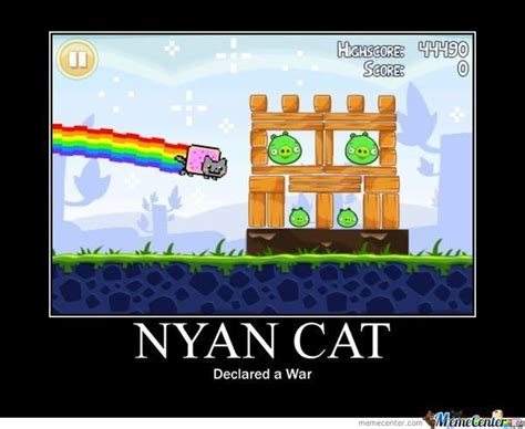 Nyan Meme - nyan cat by wahranelo meme center