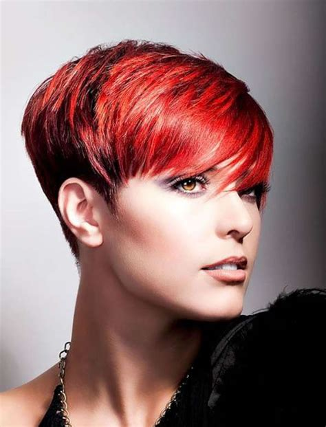 amazing short hair haircuts  girls   page
