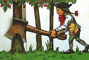 cherry tree president did george washington chop a cherry tree cleaning marketing