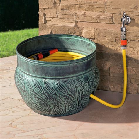 garden hose container buy key west hose container 3 year product guarantee
