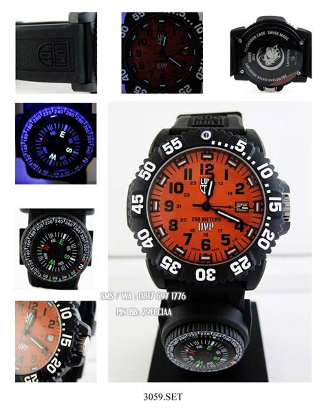 Jual Jam Tangan Luminox Original jam tangan original luminox l3059 set luminox indonesia