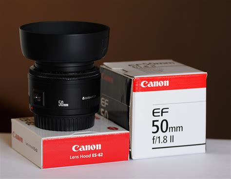 Canon Ef 50mm F1 8 Ii the canon ef 50 mm f 1 8 ii lens specs mtf charts user