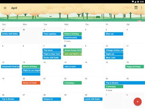 Cgoogle Calendar Las 5 Mejores Aplicaciones De Calendario Para Tu