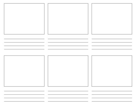 storyboard panels template storyboard gif images