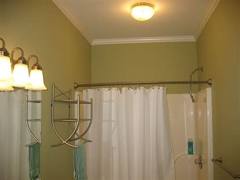 weekend makeover for the bathroom bath fitter