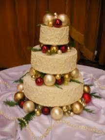 winter wedding cakes inspiration