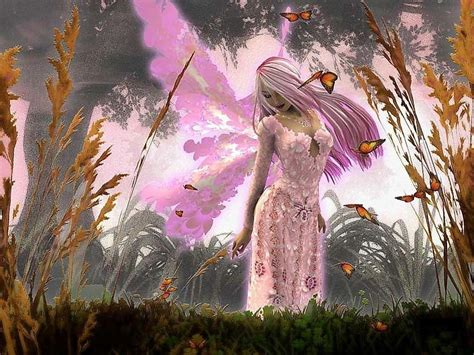 february 2012 fairy background wallpapers