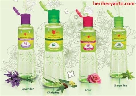 Minyak Kayu Putih Caplang Aromaterapi minyak kayu putih aromatherapy cap lang gabungan aroma