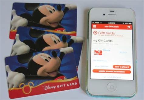 Combine Disney Gift Cards - easy way to save disney gift cards for your vacation
