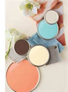 modern mediterranean color palette from better homes gardens toes salty kisses i d
