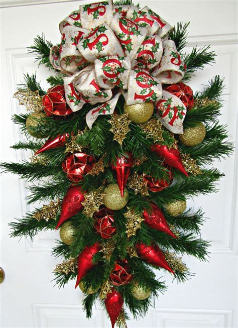 images  christmas wreaths swags  pinterest