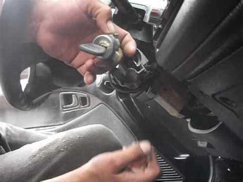 honda ignition lock repair key stuckmustwatchclub