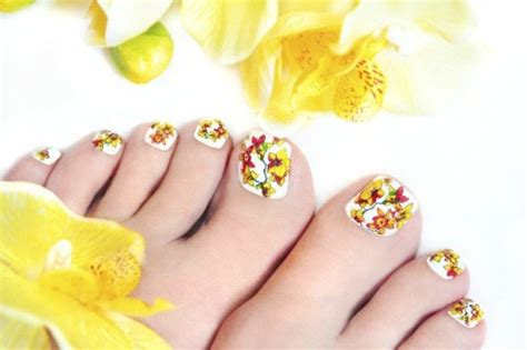 Nagellak Spelletje by Im 225 Genes De U 241 As Decoradas Para Pies Con Hermosos Dise 241 Os