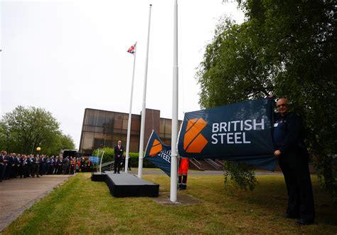 greybull capitalowned british steel returns to profit in