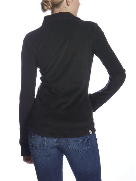Ip28910 Sweater Youlook Oz womens fleece zip cardigan sweater vest