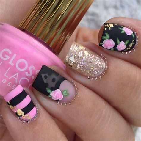 Diskon Stiker Kuku Water Decal Nail Stickers Flowers 1 25 best ideas about flower nails on