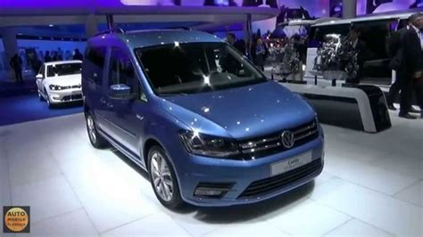 volkswagen caddy 2016 interior 2016 volkswagen caddy blue motion exterior and