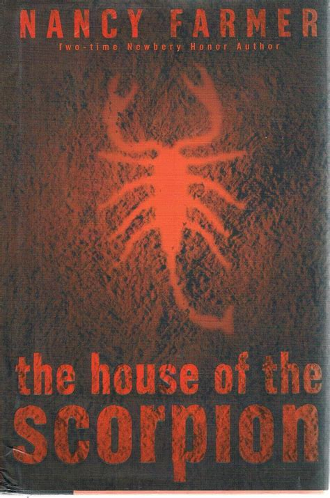 the house of the scorpion movie the house of the scorpion farmer nancy hard cover science fiction 0689852223 ebay
