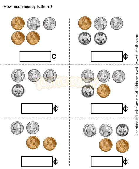 Kindergarten Activities On Money | money 15 math worksheets kindergarten worksheets