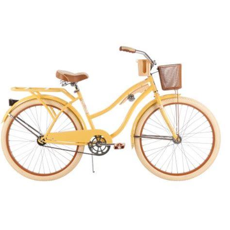 119 Day Cruise huffy 26 quot nel lusso women s cruiser bike yellow walmart com