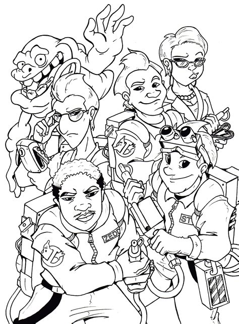 ghostbusters coloring pages free ghostbusters coloring pages coloring home