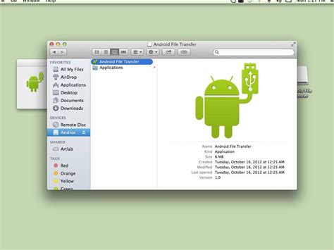 connecting android to mac how to connect android to a mac 4 steps with pictures
