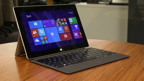 Microsoft Surface 2 microsoft surface 2 review does microsoft s tablet deserve a second chance abc news