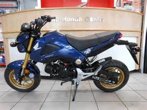 Used Honda Motorcycles For Sale Used Honda Msx125e Available For Sale Blue Honda Used