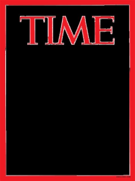 time magazine cover template magazine cover templates best template design images