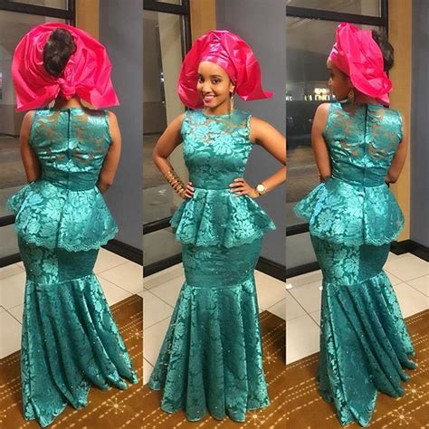 pink colour combination dresses aso ebi styles 2016 green and pink colour combinations